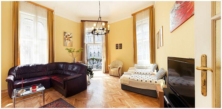 1   Budapest Apartments Image